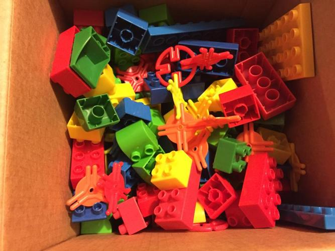 LEGO - various pieces