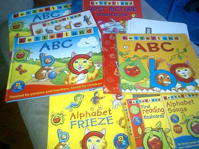 Letterland Reading Set