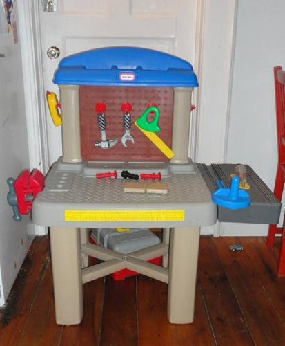Little tikes tool bench workbench hot girls wallpaper Fisher price tool bench