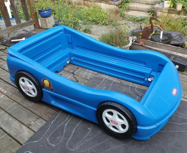 Little Tikes Toddler Car Bed