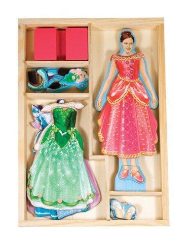 Magnet Dress Up Princess Melissa & Doug