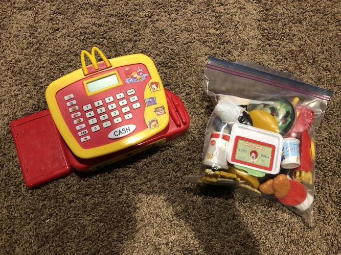 McDonald's Cash Register