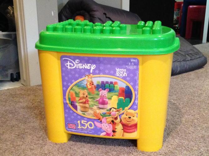 Mega Bloks Set - Disney theme
