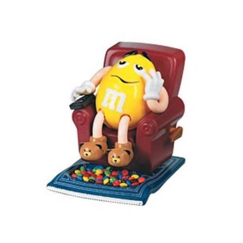 M&M La-Z-Boy Recliner Candy Dispenser