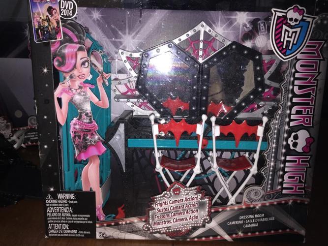 Monster High Dressing Room