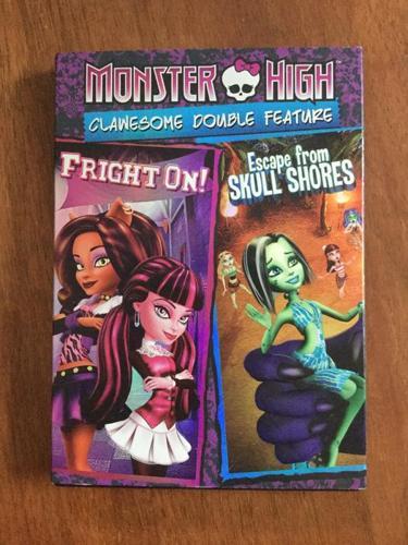 Monster High DVD`s