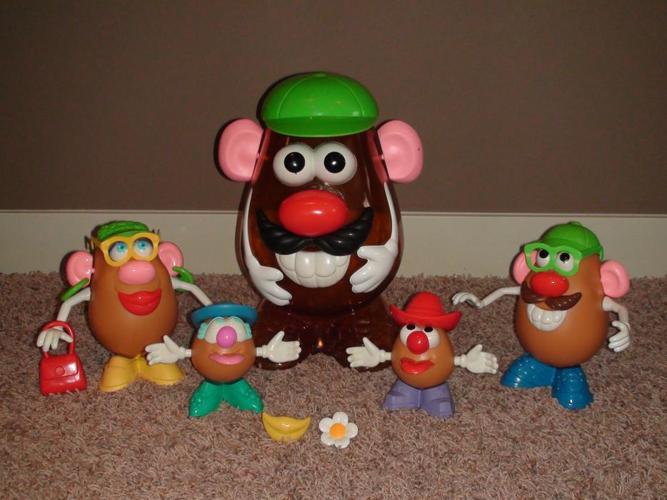 Mr. Potato Head Container Set
