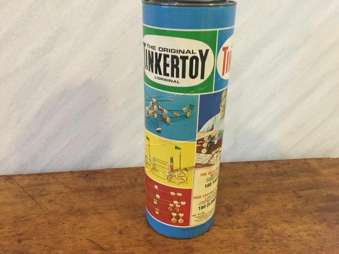 Original Tinkertoy and Fisher-price junior Cicus