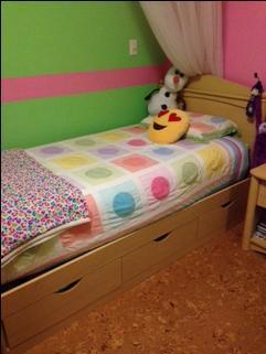 Palliser complete bedroom suite