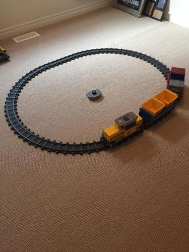 Plamobil RC Freight Train