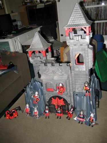 Playmobil Dragon Rock Knights' Castle #3269