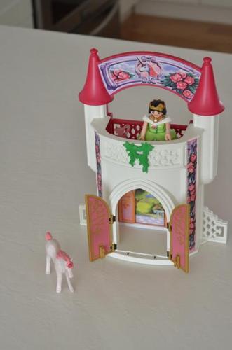 Playmobil Unicorn Take Along Castle