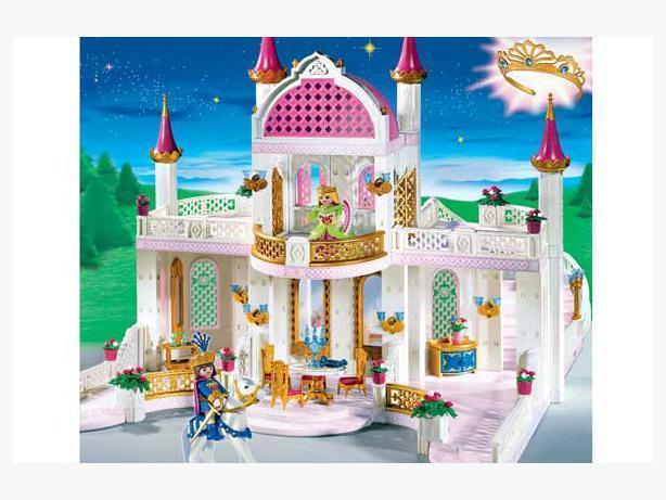 Playmobile Princess Castle and Jungle Safari