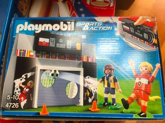 Playmobile Soccer Sports & Action, set no 4726
