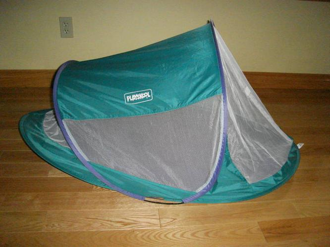 Playskool Easy Breezy Pop Up Portable Shade Tent & Playskool Easy Breezy Pop Up Portable Shade Tent for sale in ...