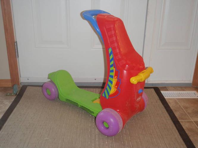 Playskool Roll to Ride Scooter