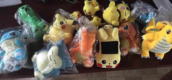 pokemon stuffies