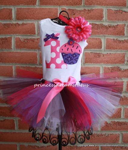 Princess Dreams Tutus First Birthday Outfits