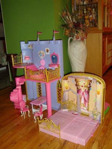 Princesses Castle with sounds