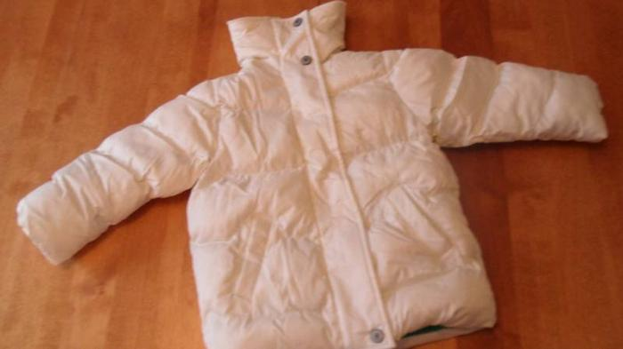 Puffy Old Navy Winter Coat - Never Worn - Size 18-24 Months