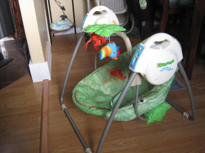 Rainforest Portable Swing