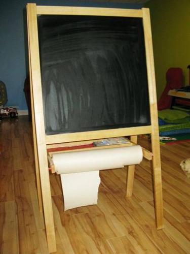 Reduced Ikea Mala Easel Great For Kids To Be Creative 1500 For