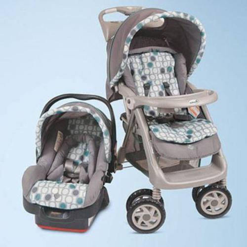 Safety 1st Infant Car Seat And Stroller Travel System