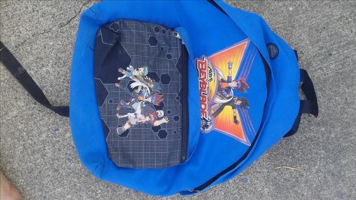 school bag beyblade