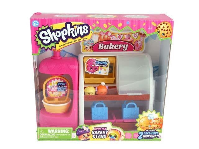 Shopkins Bakery