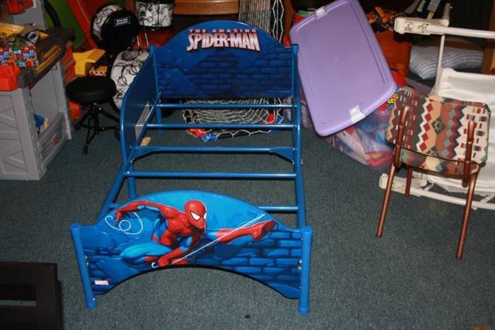 spiderman toddler bedroom set in sault ste marie ontariofor sale