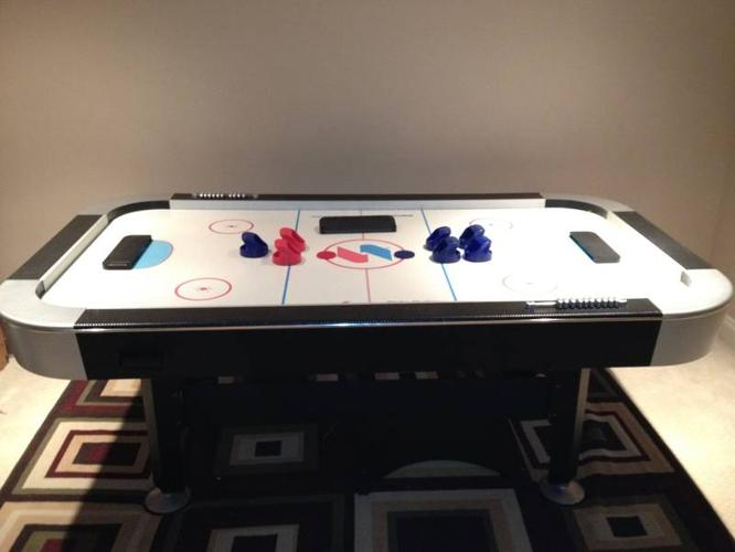 Sportcraft Turbo Air Hockey Table The Best Air In 2018