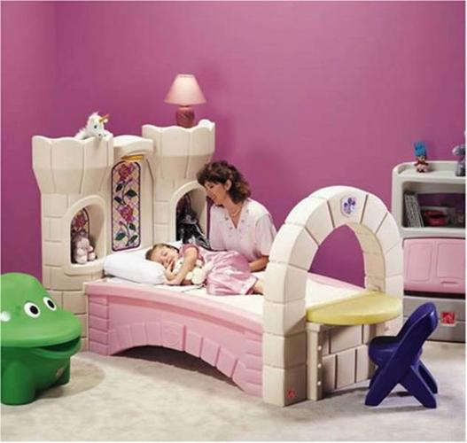 Step 2 Princess Dream Castle Bed for sale in Hillsburgh ...