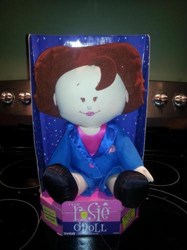 The Rosie Doll