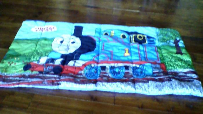 Thomas the Train Kid's Sleeping Bag