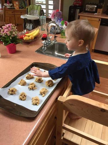 Toddler Counterheight Stand
