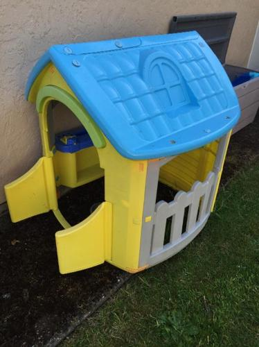 toddler play house