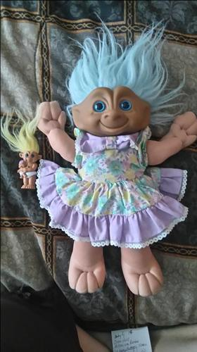 TROLL DOLL *Reduced*