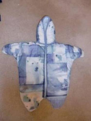Various Snow Suits 0-3, 0-6, 0-9 months