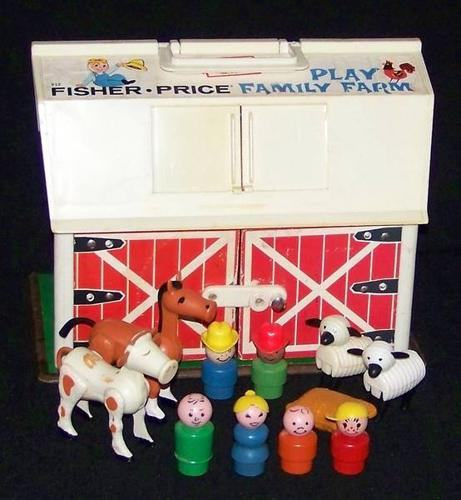 70s And 80s Toys : Vintage s toys more fisher price muppets