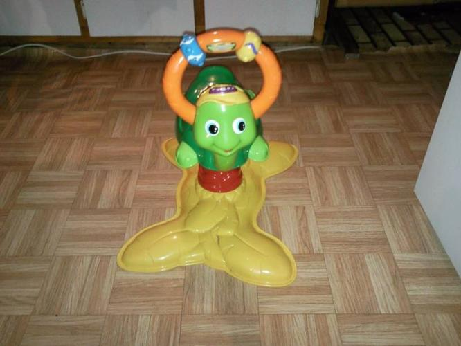 Vtech® Jungle Gym Bouncing Colours Turtle for sale in Timmins ...