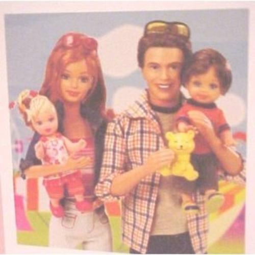 Happy Family Barbie Dolls Bing images