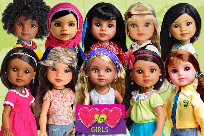 WANTED: Hearts for Hearts Dolls