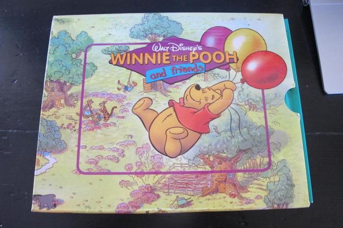 Winnie the Pooh bookS