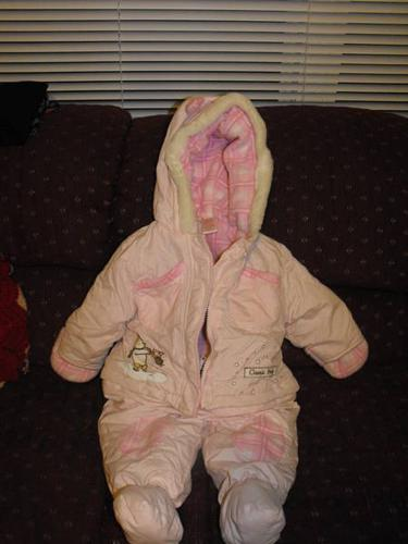 winnie the pooh snow suits