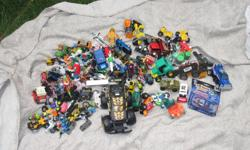 120 misc cars & trucks =- $20 must sell as a lot