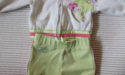 I am selling a colorful 2 piece Sketcher outfit.