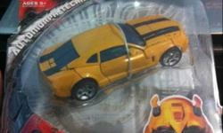 Hey I have this bumblebee figure sealed brand new in the box. It is very rare now because you can't find it anywhere else. Price is $40 firm. Please call or text me at 1204-899-6776 This ad was posted with the Kijiji Classifieds app.