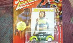 This is a 2006 Johnny Lightning - X-Men Rogue Volkswagon 1:64 scale Die Cast car.  Brand New in Package.  Asking $5.00.  Local Pickup Only On These Items.  Please use the View Posters Other Ads button to see what else I have for Sale!!!
