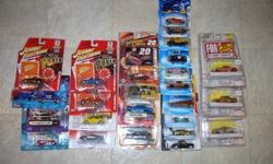 25 Hot Wheels/Johnny Lightning Cars - Never Opened Have  a look at the pictures Selling altogether only. PLEASE CHECK OUT MY OTHER ADS FOR TOYS, VIDEO GAMES AND ODDS AND ENDS. You must be able to pick it up in Kingston. Email me your name and phone number