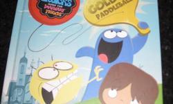 2 for $10, brand new, Olivia & the Golden Paddleball books